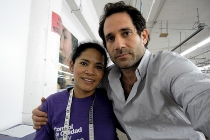 American Apparel CEO Dov Charney was sacked last week