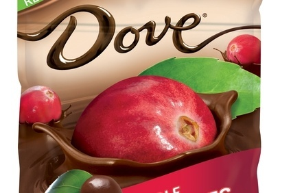US: Mars launches fruit-filled Dove chocolates