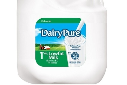 "Dean Foods said DairyPure ""reinvigorating the dairy case"""