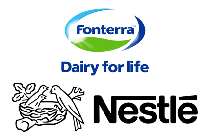 SOUTH AMERICA: Nestle, Fonterra reduce JV presence