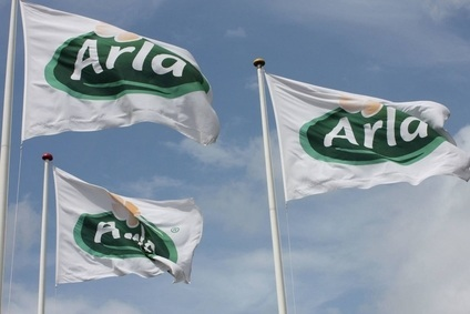 Arla has launched a reduced-fat and sugar yoghurt in the UK
