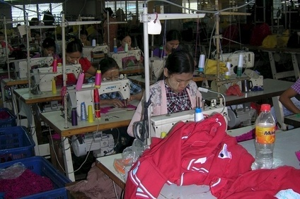 Gap and H&M back Myanmar path to labour reform