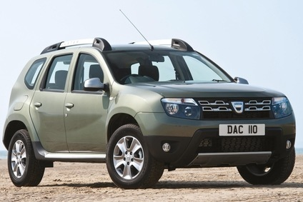 At 4,315mm long, Duster is big for B-SUV segment