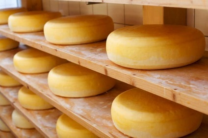 The EU Commission has stopped the Private Cheese Storage Aid scheme