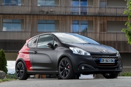future 208 peugeot 2018. exellent peugeot 208 gti by peugeot sport costs from 21995 for future peugeot 2018 t