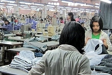 A trade mission to visit Myanmar garment factories is taking place in March