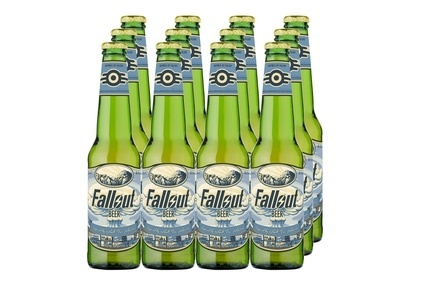 The beer will be released just before Fallout 4 comes out