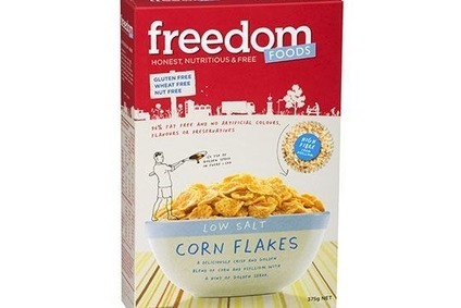 Freedom Foods saw half-year sales rise