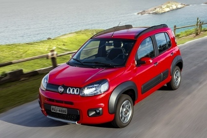 Brazil Fiat Readies 2015 Uno For Solo Act Automotive Industry
