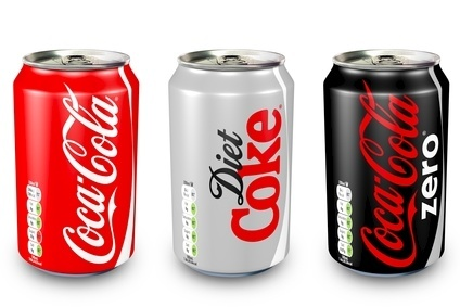 The new packs will appear by the first half of next year, Coca-Cola said