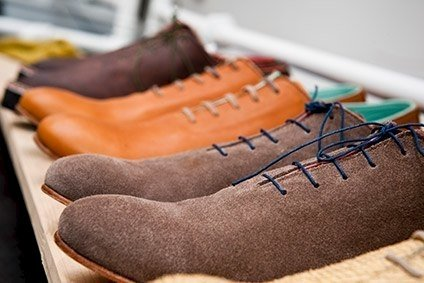 Work/occupational/safety footwear sales rose 14% in the first ten months of the year