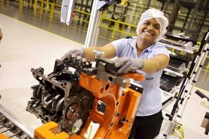 BRAZIL: Workers at Ford's Sao Bernardo do Campo plant go on strike - just-auto.com (registration)