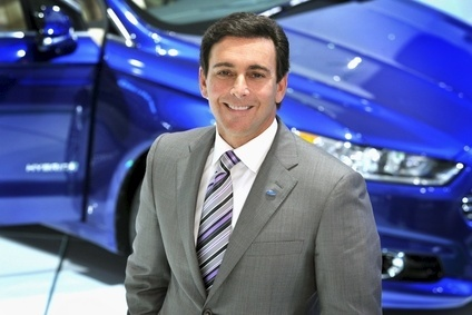 Currently COO, Mark Fields has long been tipped to succeed Alan Mulally as CEO of Ford