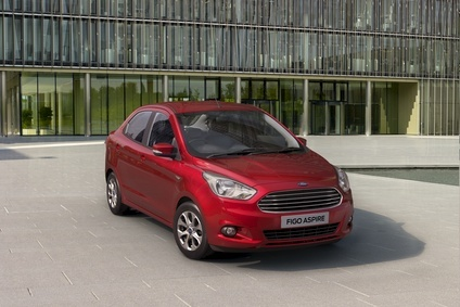 Ford India recently launched this new Figo Aspire model targeted at the tax-friendly sub-four-metre sedan segment