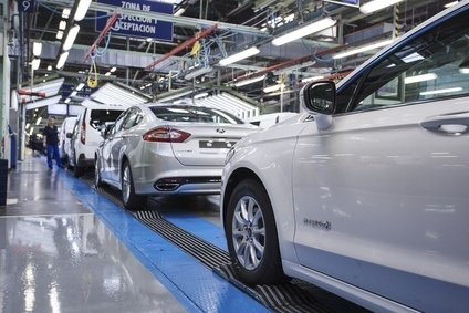 SPAIN: Ford finishes Valencia expansion after Genk closure ...