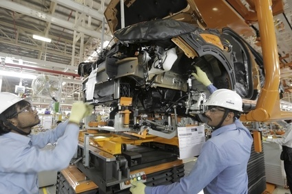 The new body and car plants employ 2,500 directly