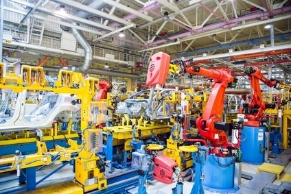 Mazda's planned engine plant investment in Russia suggests automaker's confidence in the market. These robots are operated by former Mazda partner Ford's joint venture with Sollers, also Mazda's partner in Russia