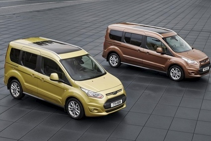 Ford is rolling out numerous new models in Europe including an expanded Transit van line