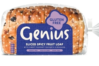 Genius recently launched a gluten-free range in the UAE