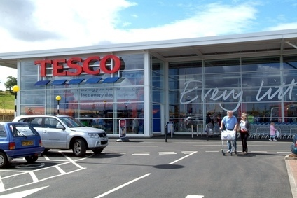 The two directors will join Tesco on 1 November