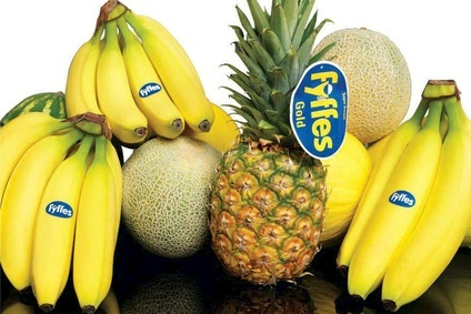 Fyffes posts H1 jump in sales, profits