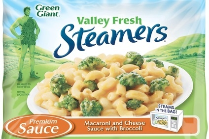 B&G acquired Green Giant from General Mills
