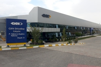 Gkn Driveline In Turkey Supplies Multiple Oems With Production Facilities There