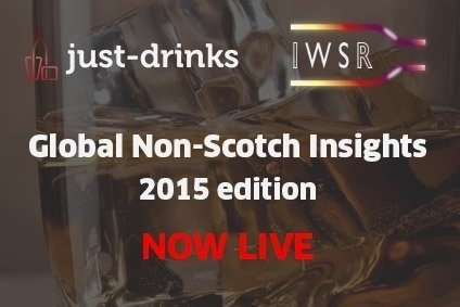 just-drinks latest report with The IWSR, which looks at non-Scotch whisk(e)y, is available now