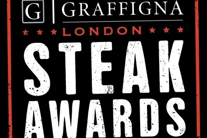Winner of the London Steak Awards will be announced in May
