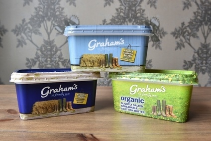Grahams has invested GBP1m into spreadable butter production