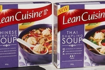 Lean Cuisine has seen sales suffer as demand for frozen foods drops