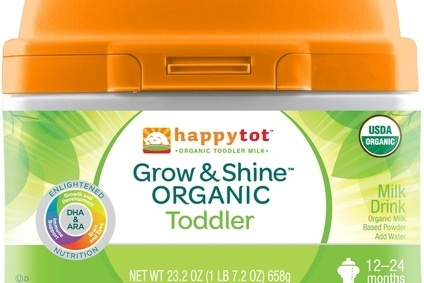 Happy Family has launched a new toddler milk