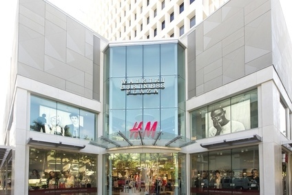 H&M was affected by the strong US dollar in the third quarter