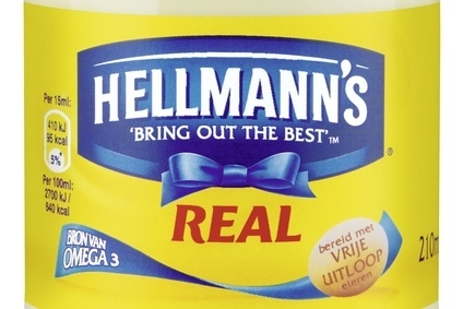 NETHERLANDS: Unilever takes Hellmanns mayo nationwide