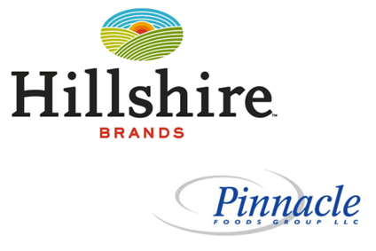 "Hillshire said deal would bring together ""highly complementary"" businesses"