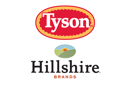 Tyson and Hillshire have merged.