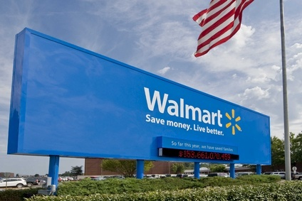 Wal-Mart reports strong Q4 apparel sales