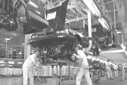 New Honda Heritage Center marks decades of sales and vehicle build in the US, dating from motorcycle imports into Los Angeles in the late 1950s. Motorcycle production started in Marysville, Ohio, in 1979 and Accord (photo) production, in an additional factory, in 1982