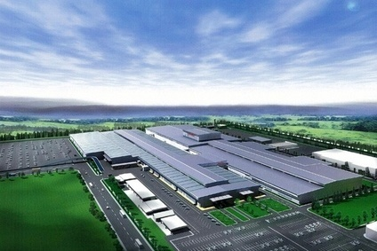 Honda will delay production start at second plant under construction in Prachinburi province. Thai-built Hondas are widely exported within Australia-Pacific region