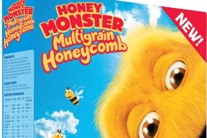 Raisio rolls out multigrain, low-sugar Honey Monster