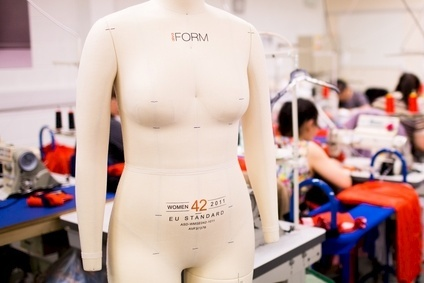 Alvanon is donating 16 AlvaForms to Fashion Enter as part of its Fashion Fit Movement