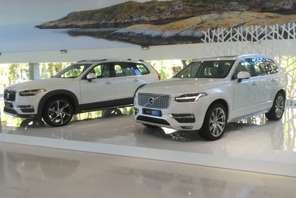 New XC90 helped VCC to sell 30,195 vehicles in August