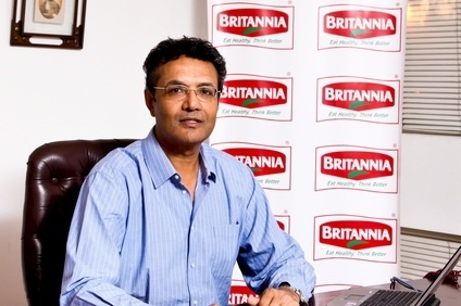 "MD Berry said Britannia ""creating solid culture to take business to new heights"""