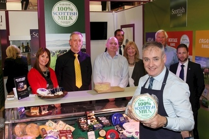 Eleven producers have signed up to use the logo, unveiled by Lochhead at Anuga