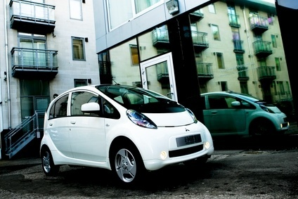 Mitsubishis i-MiEV electric vehicle is among the cars being tested locally with both Mitsubishi and Suzuki taking a lead in the Thai governments latest initiative