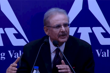 ITC chairman Y.C. Deveshwar complains the firm has not been able to expand as quickly as it would have liked.