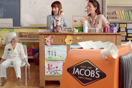 Jacobs-making factory staff have threatened strike action as United Biscuits suspends sick-pay at the factory