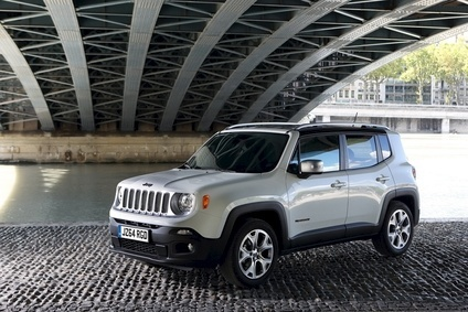 Uk Fca Launches Jeep Renegade As Chrysler Axe Confirmed