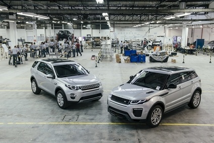 The Week That Was Range Rover Evoque Build In Brazil Automotive Industry Comment Just Auto