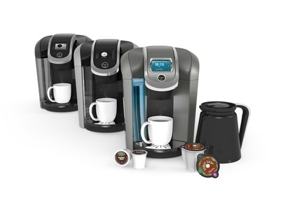 The new Keurig 2.0